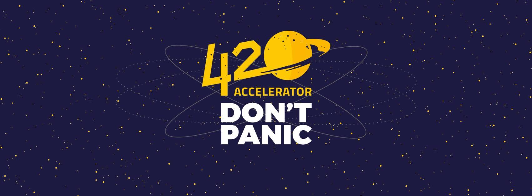 42 accelerator - Don't Panic