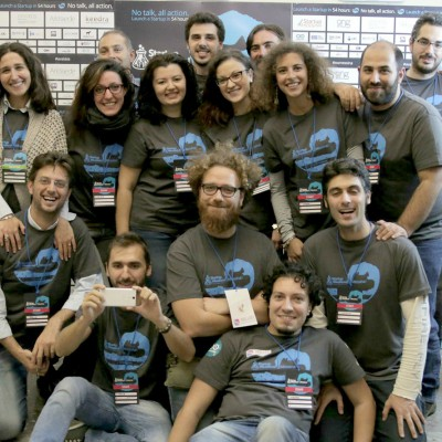 Team Startup Weekend Messina