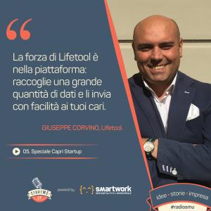 Giuseppe Corvino di Lifetool