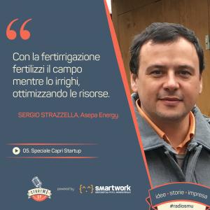 Sergio Strazzella di Asepa Energy
