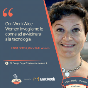 Linda Serra di Work Wide Women