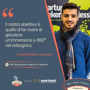 Claudio Branca di Overworld