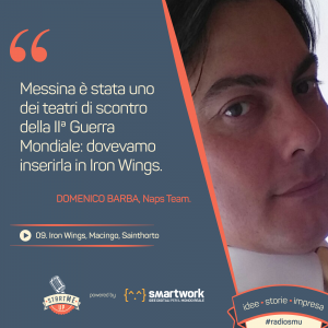 Domenico Naps Team Iron Wings