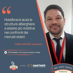 Fabio Cantone di Hotelbrand