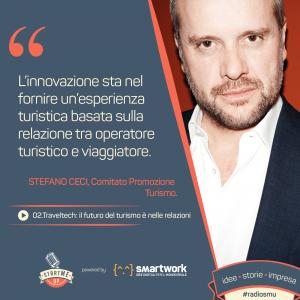 Stefano Ceci del Comitato Promozione Turismo