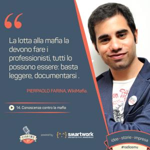 Pierpaolo Farina Wikimafia