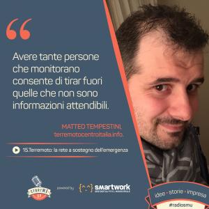 Matteo Tempestini - terremotocentroitalia.info