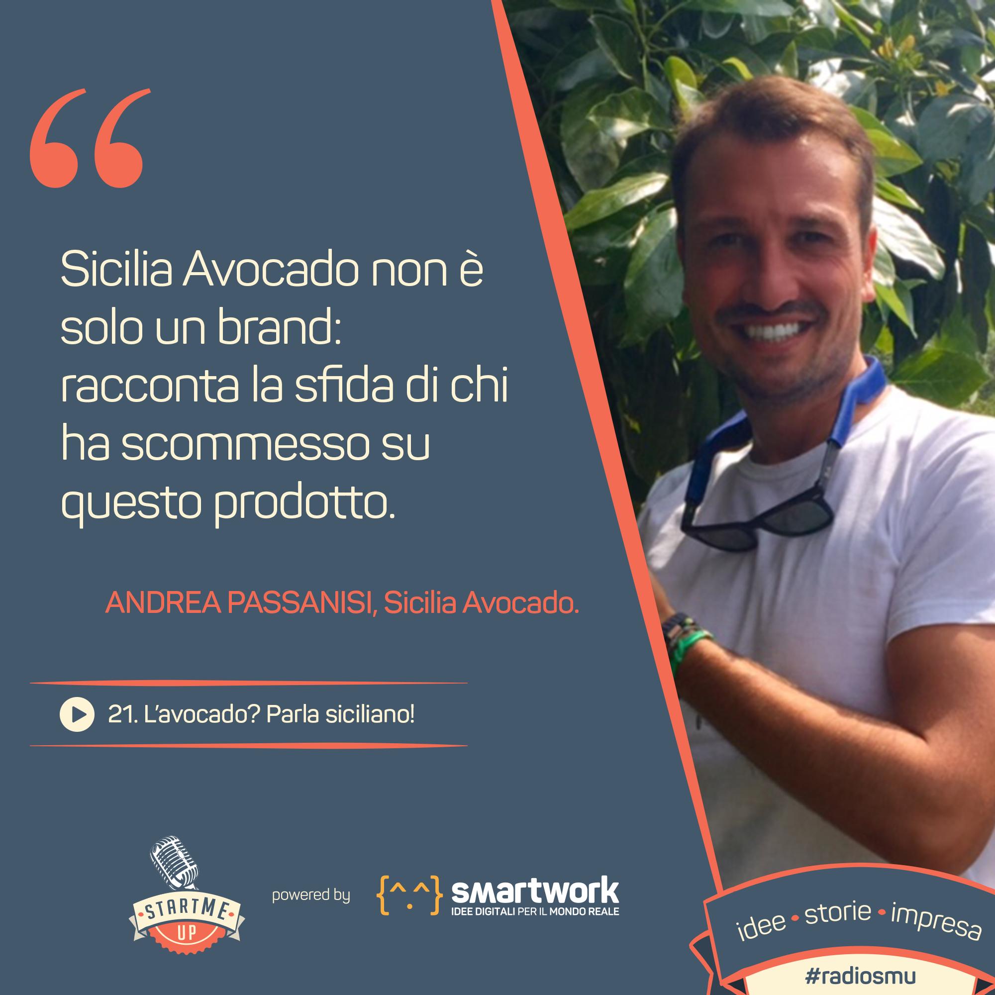 Andrea Sicilia Avocado
