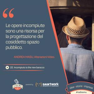 Andrea Masu Incompiuto Siciliano