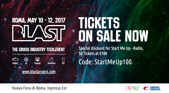Roma Blast ticket on sale