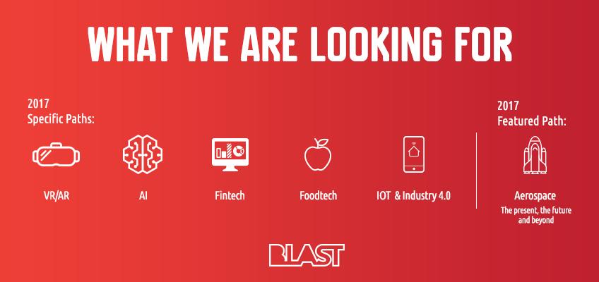 Roma BLAST startup