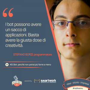 Stefano Borzì - programmatore