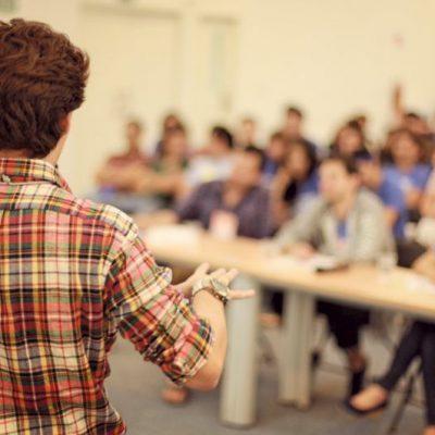 48. 7 cose che una persona deve tenere in mente quando parla in pubblico
