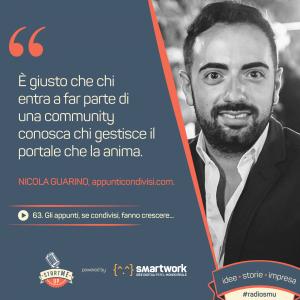 Citazione di Nicola Guarino di appunticondivisi.com