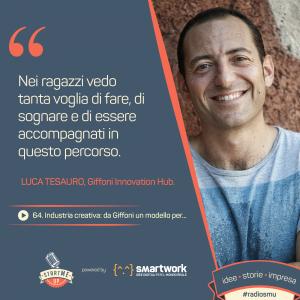 La citazione di Luca di Giffoni Innovation Hub