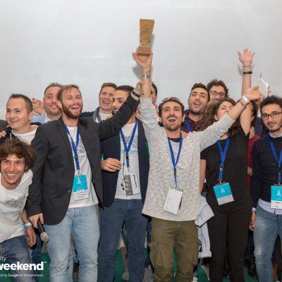 Coorto, team vincitore SwCatania 2017