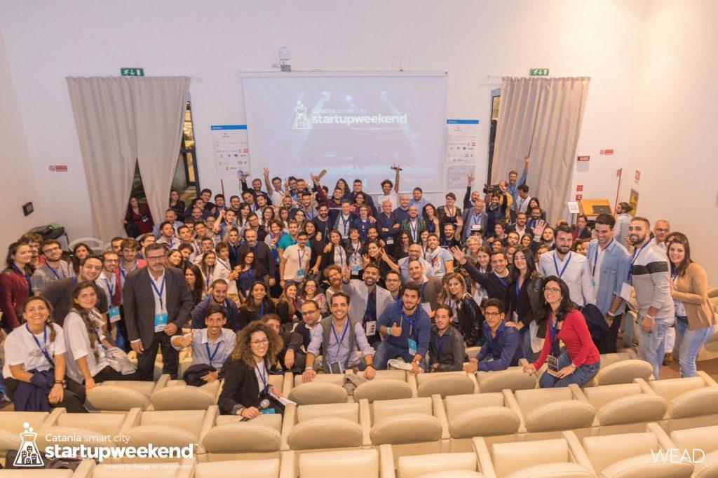 SwCatania 2017: foto di gruppo