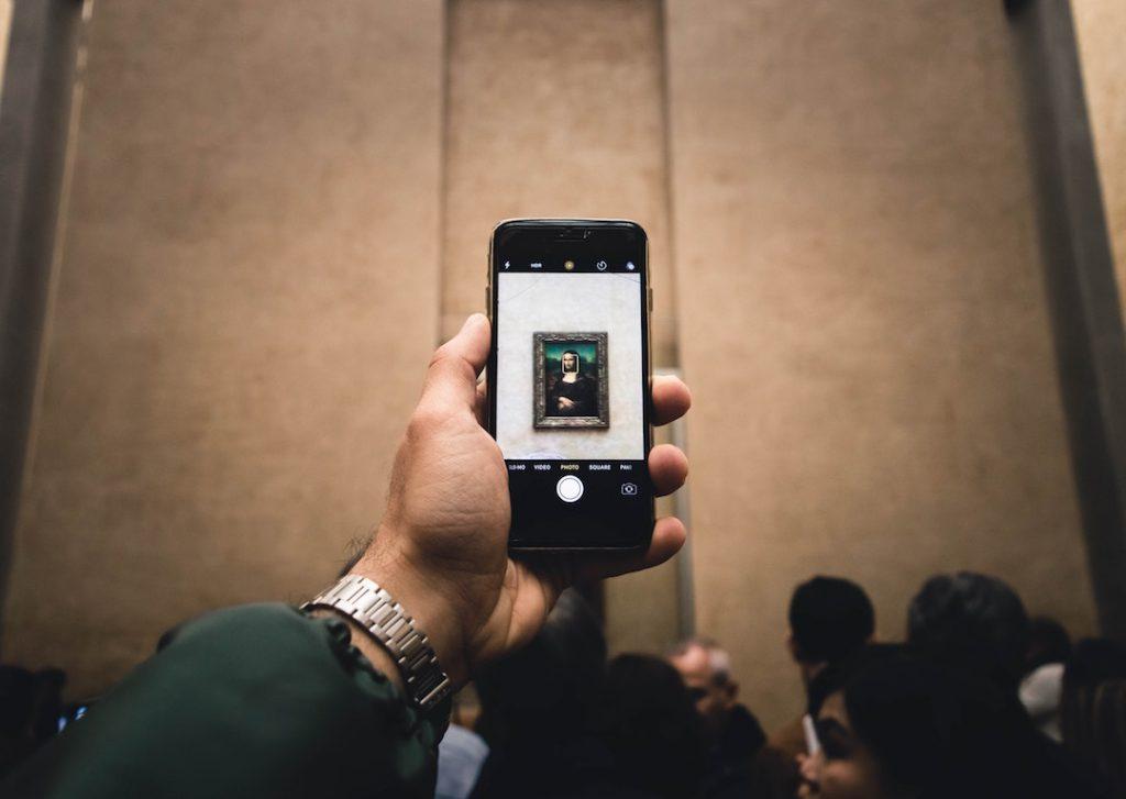 Arte, tecnologia, fotografia