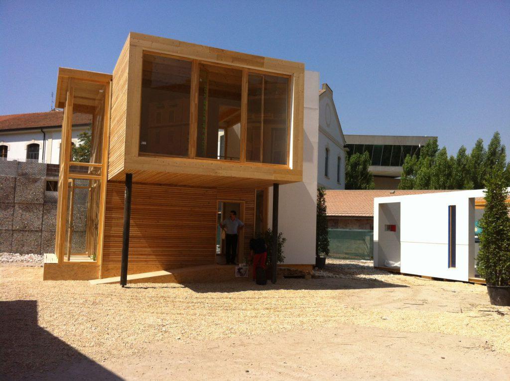 Blue House - casa rispettosa dell'ambiente