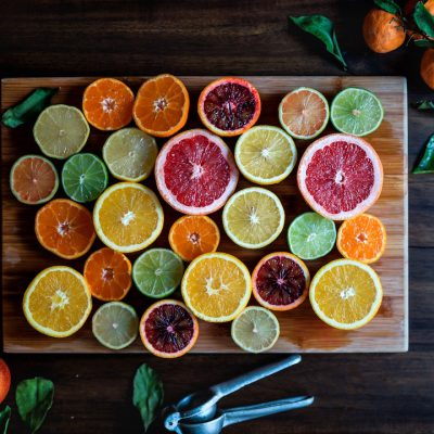 Agrumi e frutta