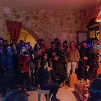Il poetry slam e poesia