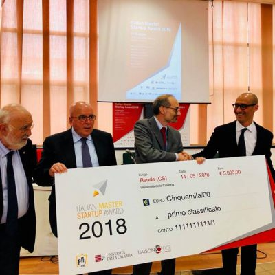 T4i vince l'Italian Master Startup Award 2018 - New Space Economy