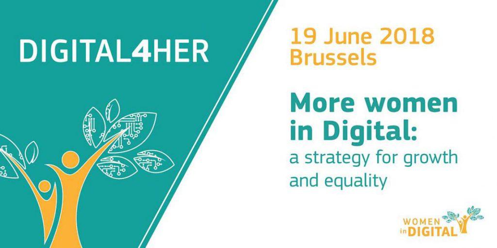 digital4her l'evento per startup donne