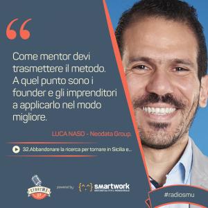 La citazione di Luca di Neodata, esperto digitale