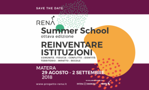 la summer school di Rena