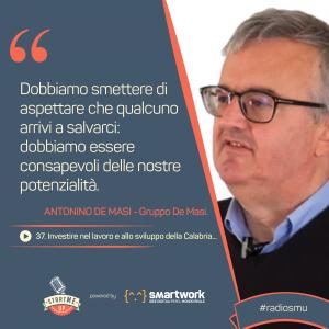 la citazione di Antonino su investire nel lavoro