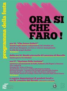 Il programma di FaRo - fabbrica dei saperi a Rosarno