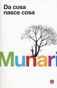 copertina libro Munari Da cosa nasce cosa