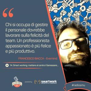 la citazione di Francesco sullo smart working