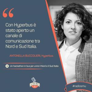 la citazione di Antonella di Hyperbus