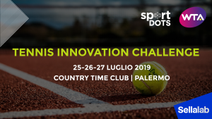 Tennis Innovation Challenge - sport hackathon