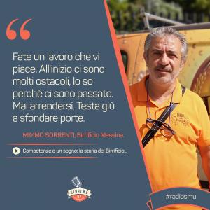 La citazione di Mimmo del Birrificio Messina