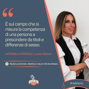La citazione di Antonella di Lucana Sistemi