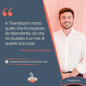 la citazione di Luca di Tiramibloom