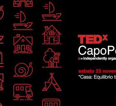 TEDxCapoPeloro tema casa