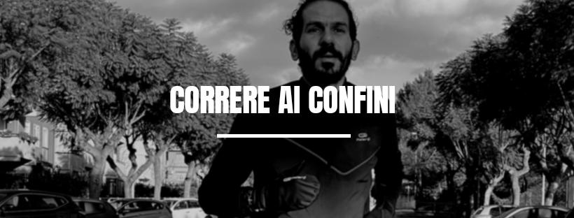 Luca Naso - correre ai confini - Start Me Up