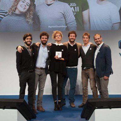 il team di Ludwig startup siciliana