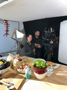 Flavia Giordano e Spaghetti ABC