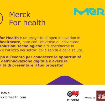 Merck for health 2016