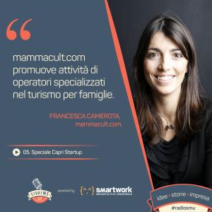 Francesca Camerota di mammacult.com