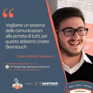 Danilo Mirabile di Beentouch