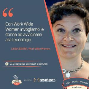 Linda Serra di Work Wide Women