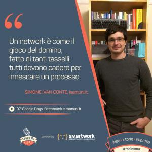 Simone Ivan Conte di isamuni.it