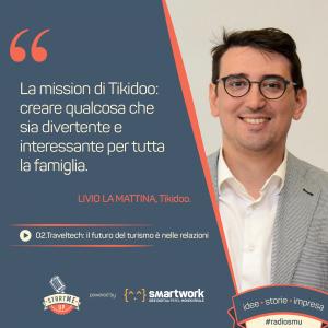 Livio La Mattina di Tikidoo
