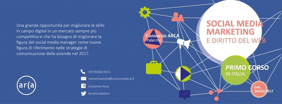 Social Media Marketing Arca Palermo