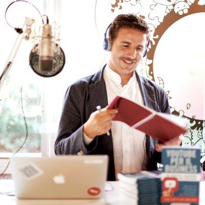 Business Online: la prima parte dell'intervista a Giulio Gaudiano.
